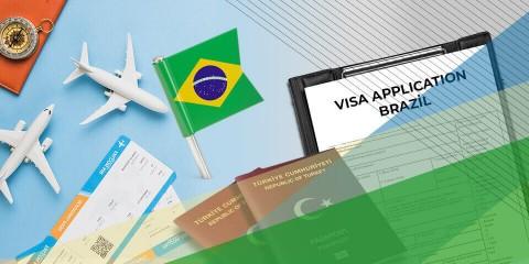 Brezilya Uçak Bileti Rezervasyonu