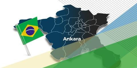 Brezilya Ankara Büyükelçiliği